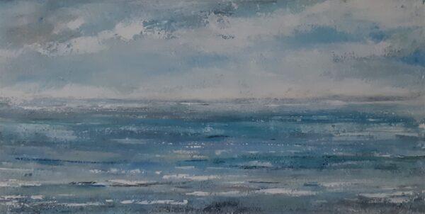 Seascape canvas